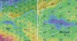 Uwaga! Załamanie pogody nad Szczecinkiem