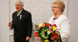 Przeżyli razem 50 lat. Złote Gody Krystyny i Romana Szkodlarskich