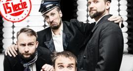 Kabaret Skeczów Męczących obchodzi swoje 15 - lecie w Szczecinku