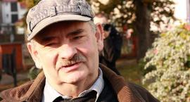 Wystawa prac Wiesława Adamskiego. Zaproszenie