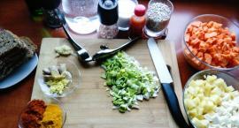 Elwira gotuje: Pożywna zupa krem z marchwi