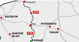 S11 ze Szczecinka do Piły. Podpisano umowę na kwotę 8,2 mln zł