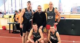 Lekkoatleci z STS Pomerania dominują w Szczecinie