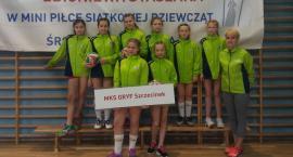 Zawodniczki MKS Gryf Szczecinek wystąpiły w Środzie Wielkopolskiej