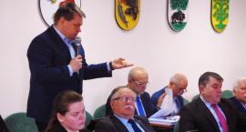 Powiat: Pierwsza sesja w tym roku