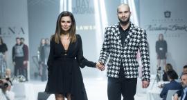 Bartosz Pilawski ze Szczecinka na Zakopane Fashion Day. Jego pokaz wsparła Natalia Siwiec