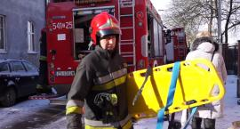 Strażacy ewakuowali szczecineckie muzeum