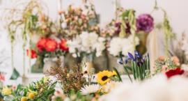 W Klubie na Obcasach - o kwiatach