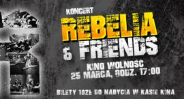 Koncert REBELIA & FRIENDS - 25 marca