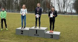 Natalia Kowalik trzecia w biegach przełajowych w Białogardzie