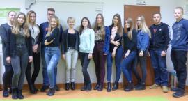 Uczniowie z I LO wzięli udział w projekcie