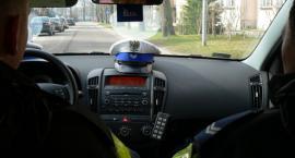 115 km/h przez Wierzchowo. A na końcu czekał patrol policji