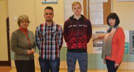 Uczniowie I LO w finałach ogólnopolskich Olimpiad