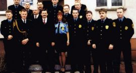 To było w lutym 1992 roku. Straż Miejska świętuje 20-lecie!
