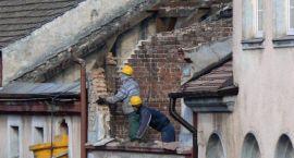 Prace przy rozbudowie ratusza: Rozbiórka i przebudowa