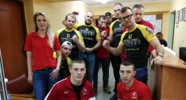 Uprawiają krwawy sport i oddają krew. Wyjątkowa akcja z udziałem KSW Szczecinek