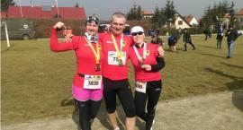 Szczecinecczanie wzięli udział w Półmaratonie Ślężańskim
