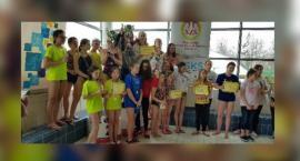 Rywalizowali w Wojewódzkich Igrzyskach w pływaniu