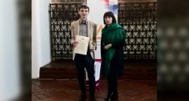 Robert Kowalczyk z tytułem finalisty Olimpiady Wiedzy Historycznej
