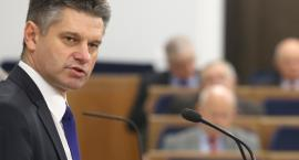 Jacek Kapica, pochodzący ze Szczecinka były szef Służby Celnej, zatrzymany przez CBA