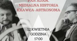Medialna historia krawca - astronoma. Zaproszenie