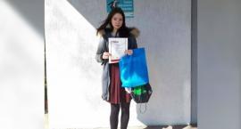 Hanna Jasik z I LO z tytułem finalistki Turnieju Wiedzy Psychologicznej