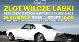 Rozpoczęcie sezonu z SCSclub. W Wilczych Laskach znów zaryczą silniki aut!