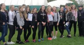 Dziewczyny z LO wygrały Szkolną Ligę Lekkoatletyczną