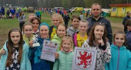 Dziewczęta ze SP nr 1 na ósmym miejscu w ogólnopolskich biegach sztafetowych