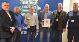 Sukces policjantów ze Szczecinka na wojewódzkim konkursie