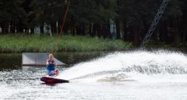 Wyciąg nart wodnych startuje w sobotę