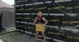 Izabela Frontczak trzecia na zawodach Runmageddon w Myślenicach
