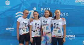 Biegaczki ze Szczecinka na podium w PKO Grand Prix Gdyni