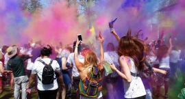 Festiwal koloru i baniek mydlanych w Szczecinku w ramach Dnia Dziecka!