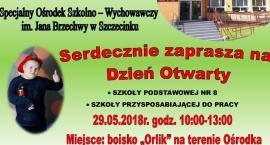 Dzień Otwarty w Specjalnym Ośrodku im. J. Brzechwy. Zaproszenie