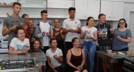Wielkie międzynarodowe gotowanie. Wymiana polsko-niemiecka w ZS nr 2 w Szczecinku