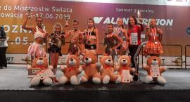 Mistrzostwa Polski Dzieci w Fitness. Dziewczęta z Darzboru na podium!