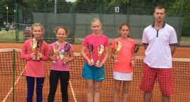 Trzy tenisowe turnieje wojewódzkie w Szczecinku