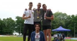 Lekkoatletyczni juniorzy zmagali się w Białogardzie