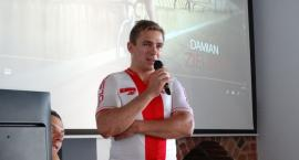 Trzykrotny olimpijczyk odwiedził Szczecinek