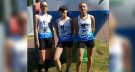 Trzy zawodniczki MKP Szczecinek na podium w Policach