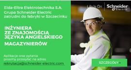 Elda-Eltra Elektrotechnika S.A. Grupa Schneider Electric zatrudni do fabryki w Szczecinku