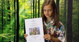 Sukces Amelii Lach w Ogólnopolskim Konkursie Plastycznym