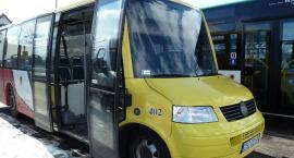 Nowe autobusy spalinowe w Szczecinku.