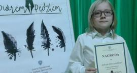 Jędrzej Gliszczyński laureatem kolejnego konkursu ogólnopolskiego