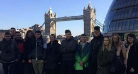 Europejskie praktyki zawodowe mieli w Londynie