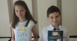 Uczniowie z SP 4 laureatami Międzynarodowego Konkursu Matematycznego