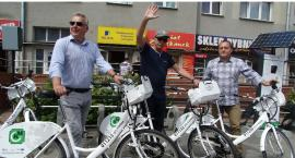 Oficjalnie otworzono Szczecinecką Wypożyczalnię Rowerów Miejskich