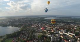 """Balony ponownie """"zatańczyły"""" w Szczecinku"""