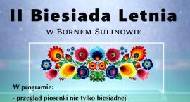 Biesiada letnia w Bornem Sulinowie. Zaproszenie
